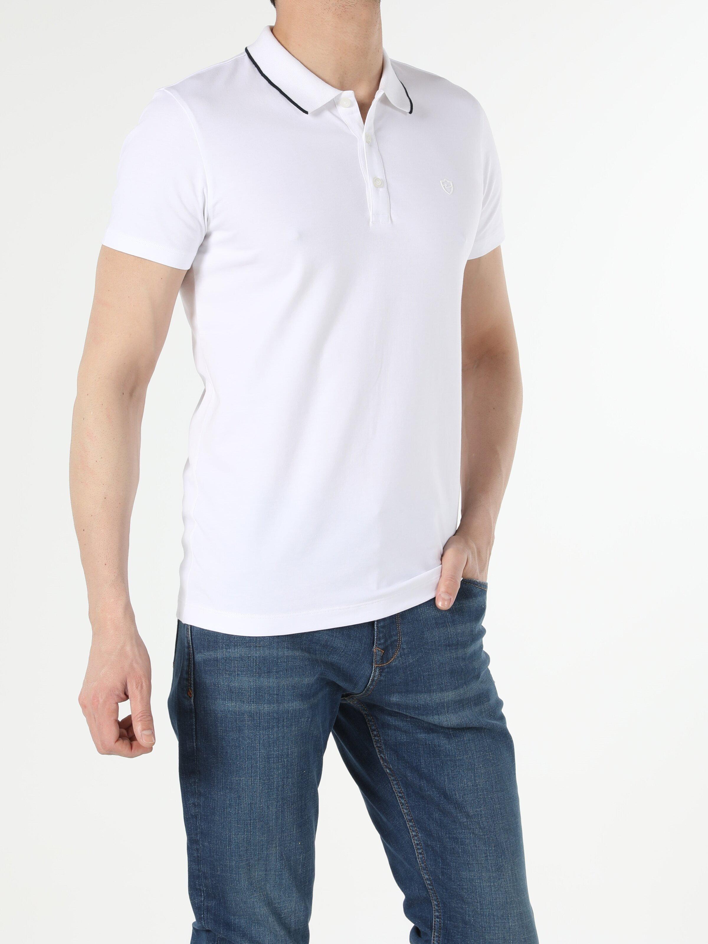 Показать информацию о Мужская футболка-поло slim fit CL1048677