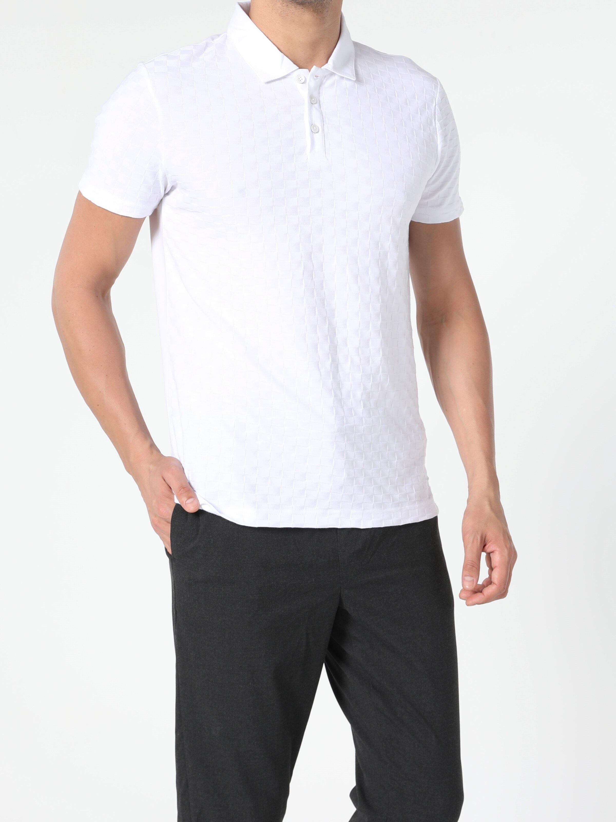 Показать информацию о Мужская футболка-поло regular fit CL1052870