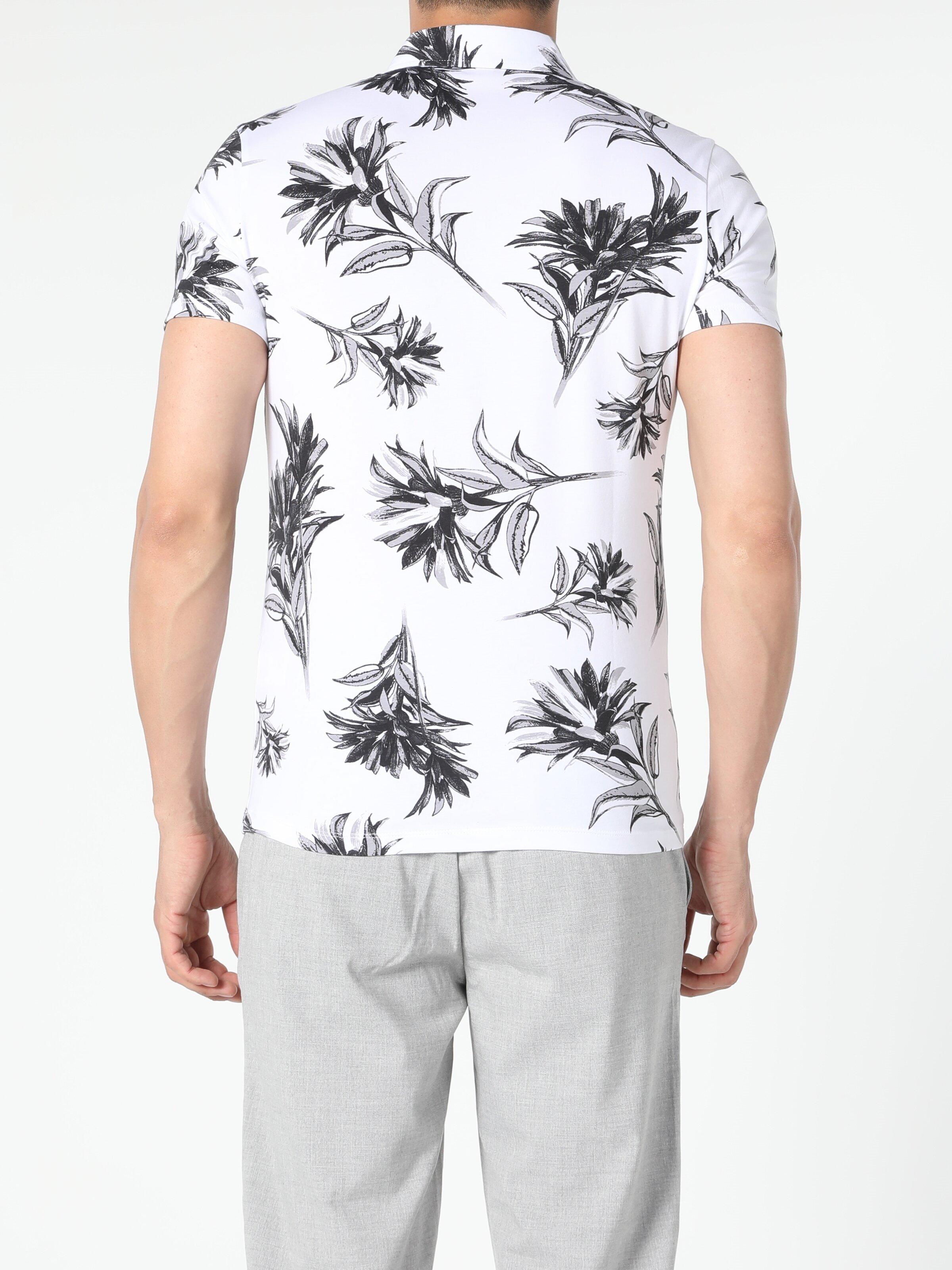 Показать информацию о Мужская футболка-поло slim fit CL1052871