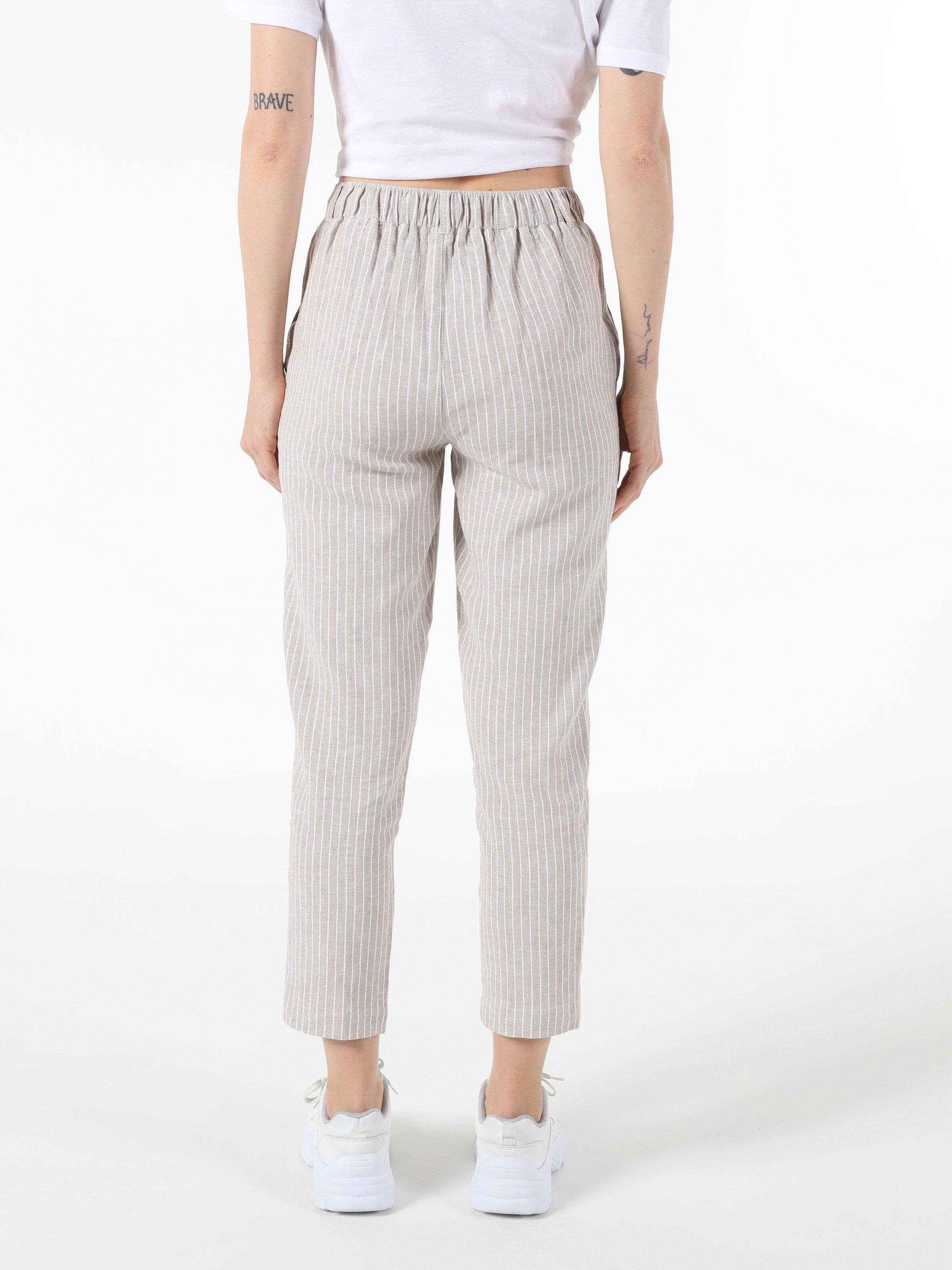 Показать информацию о Женские прямые брюки  CL1053354