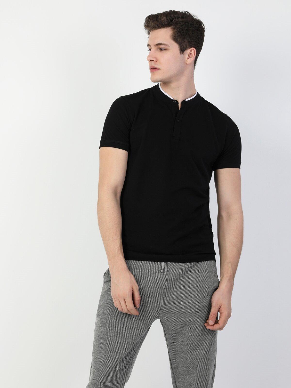 Показать информацию о Мужская футболка-поло slim fit CL1046510