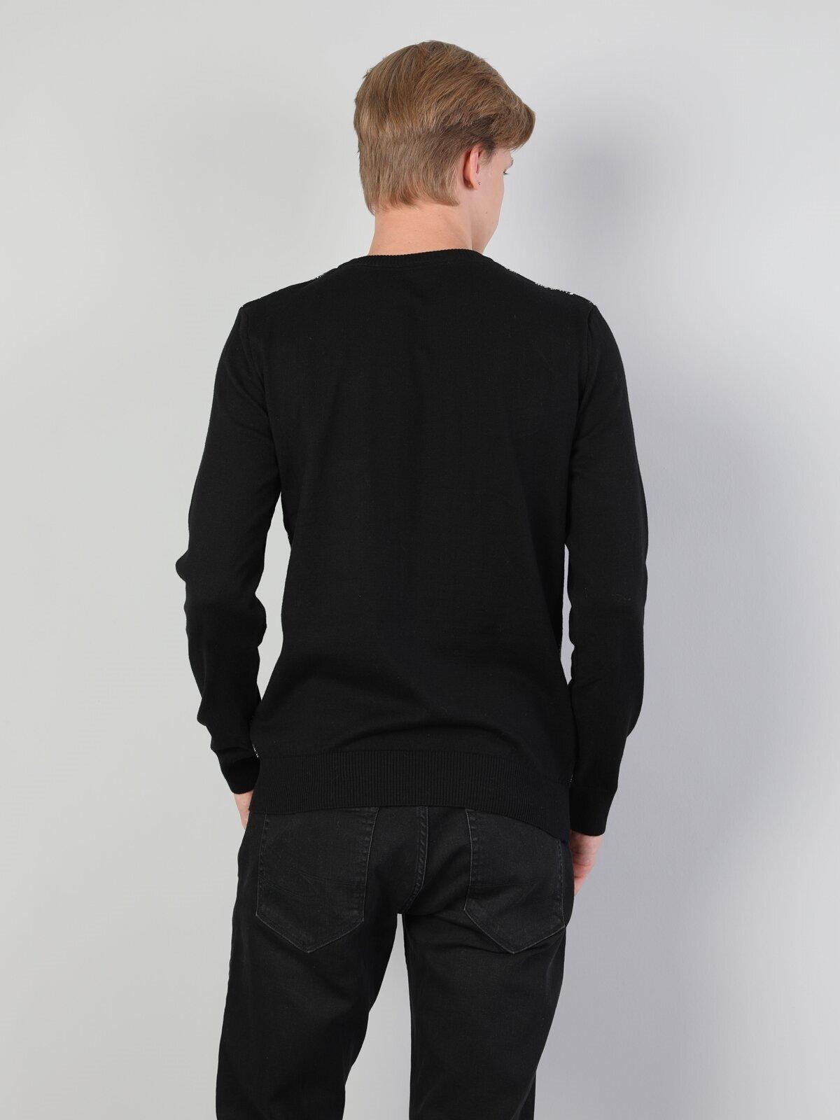 Показать информацию о Мужской свитер regular fit CL1045875