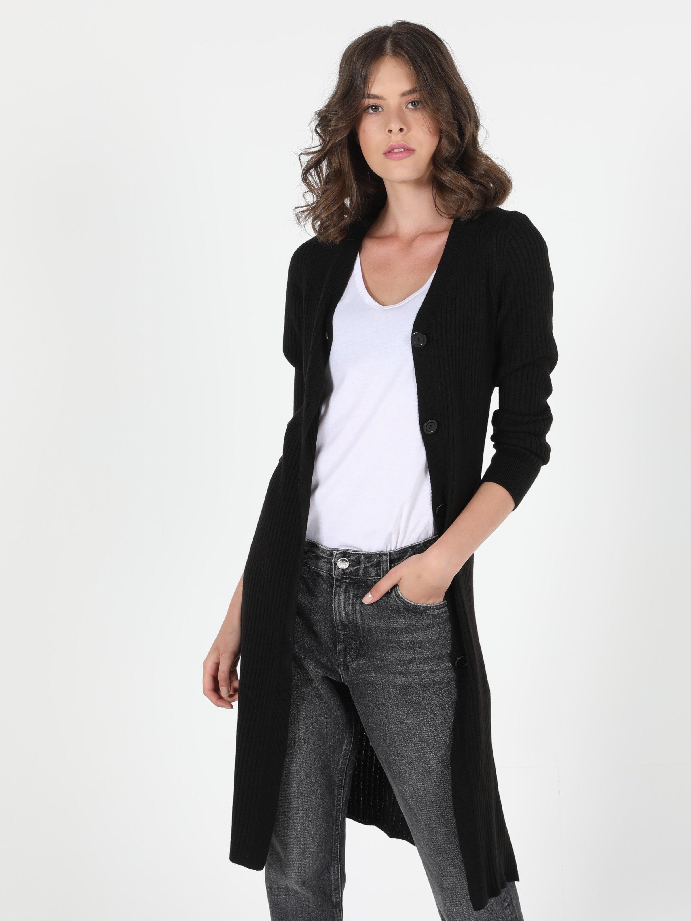 Показать информацию о Женский кардиган slim fit CL1050577