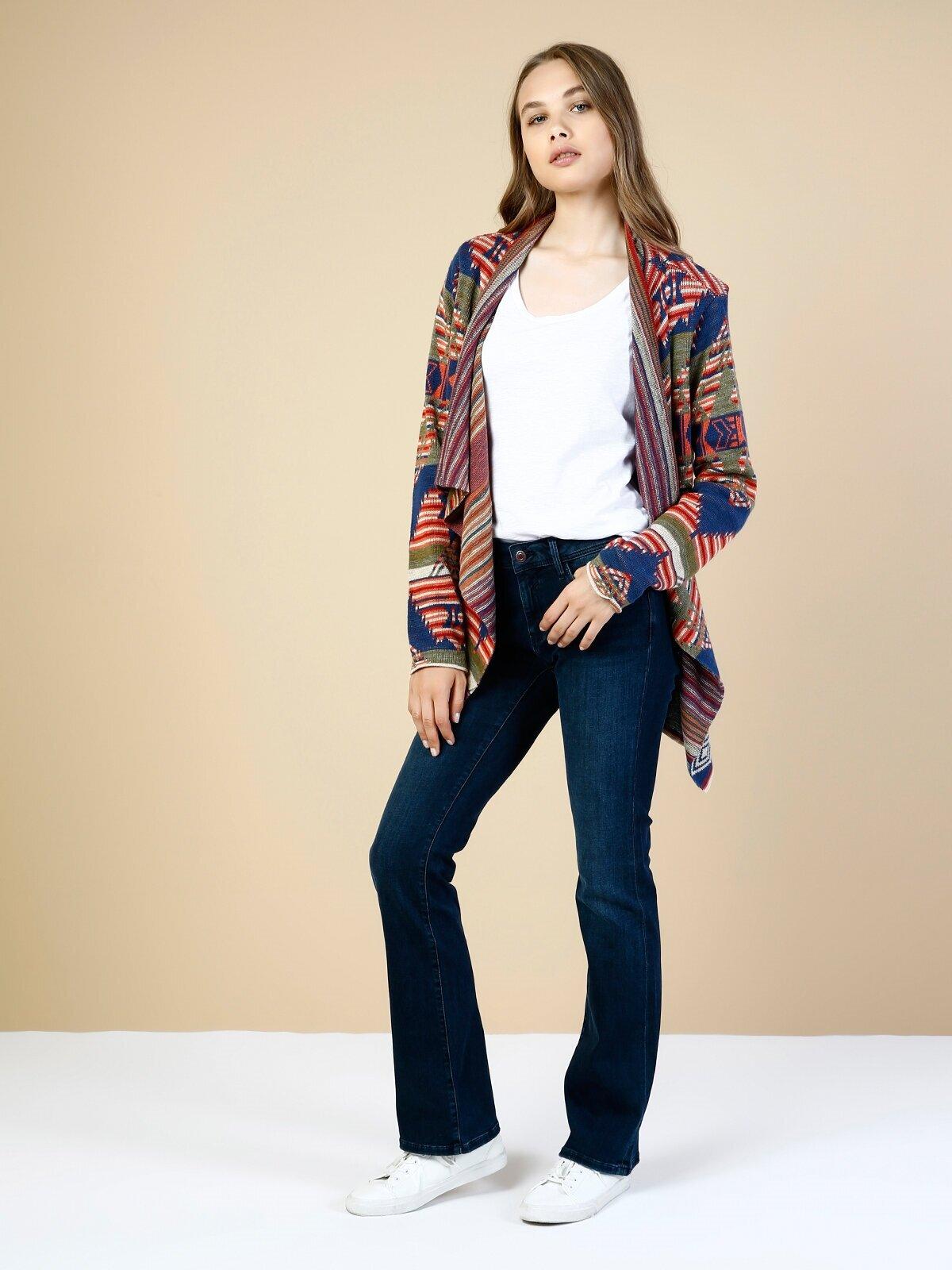 Multi colour жен. Кардиганы - Женские кардиганы и свитеры   Colin s b5e75e90614