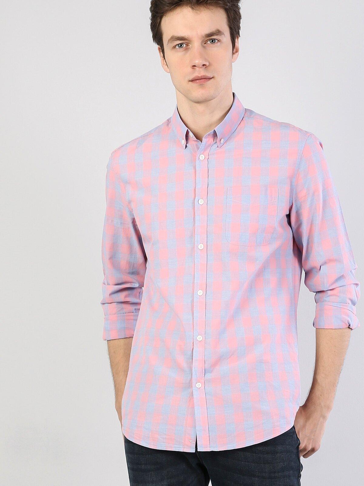 Изображение Розовый муж. Рубашки Длинний рукав