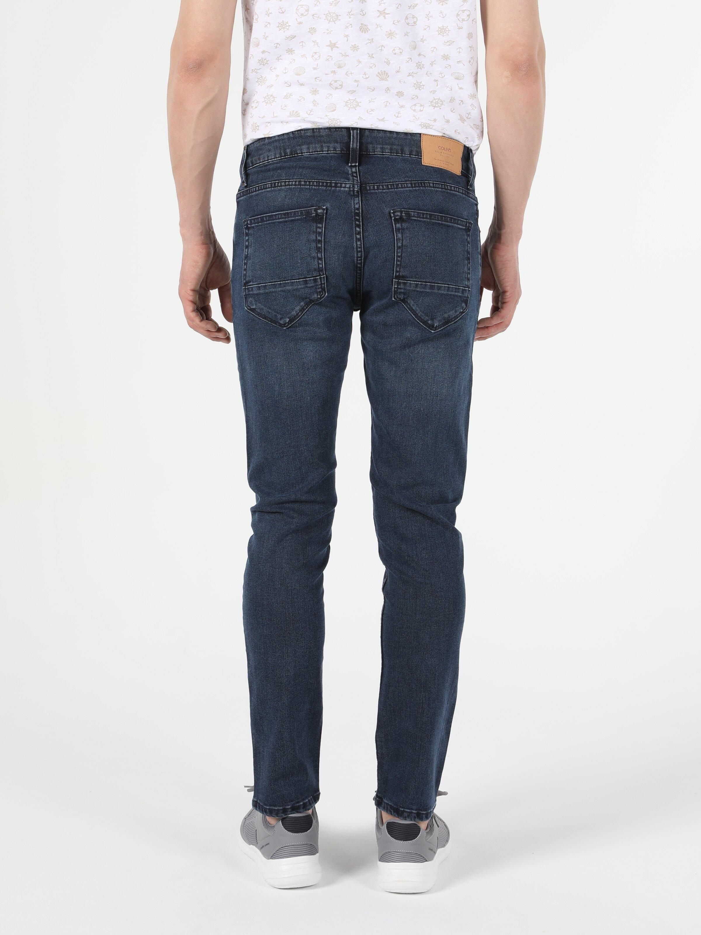 Показать информацию о Мужские прямые джинсы  044 KARL straight fit CL1052882