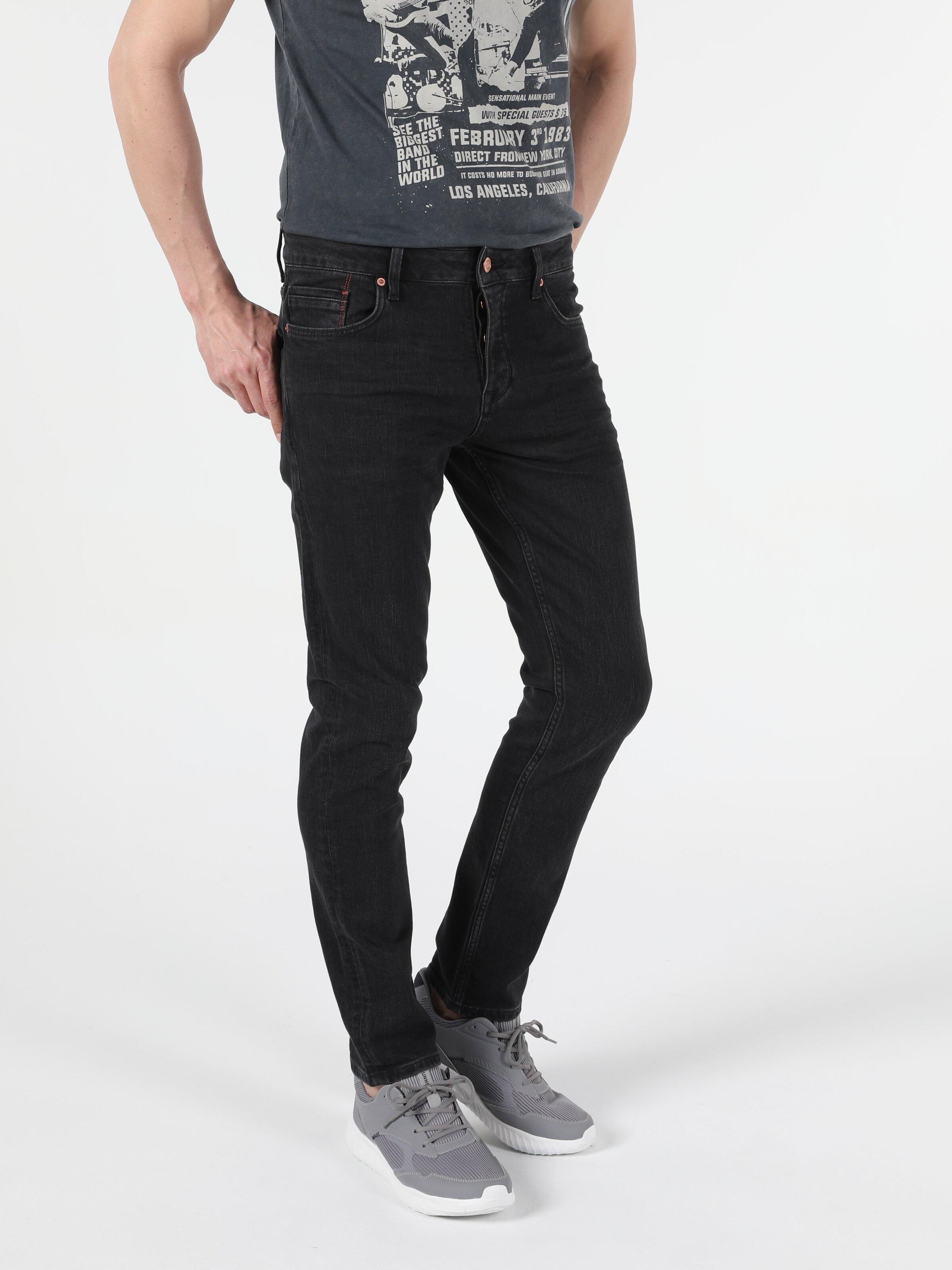 Показать информацию о Мужские прямые джинсы  044 KARL straight fit CL1052890