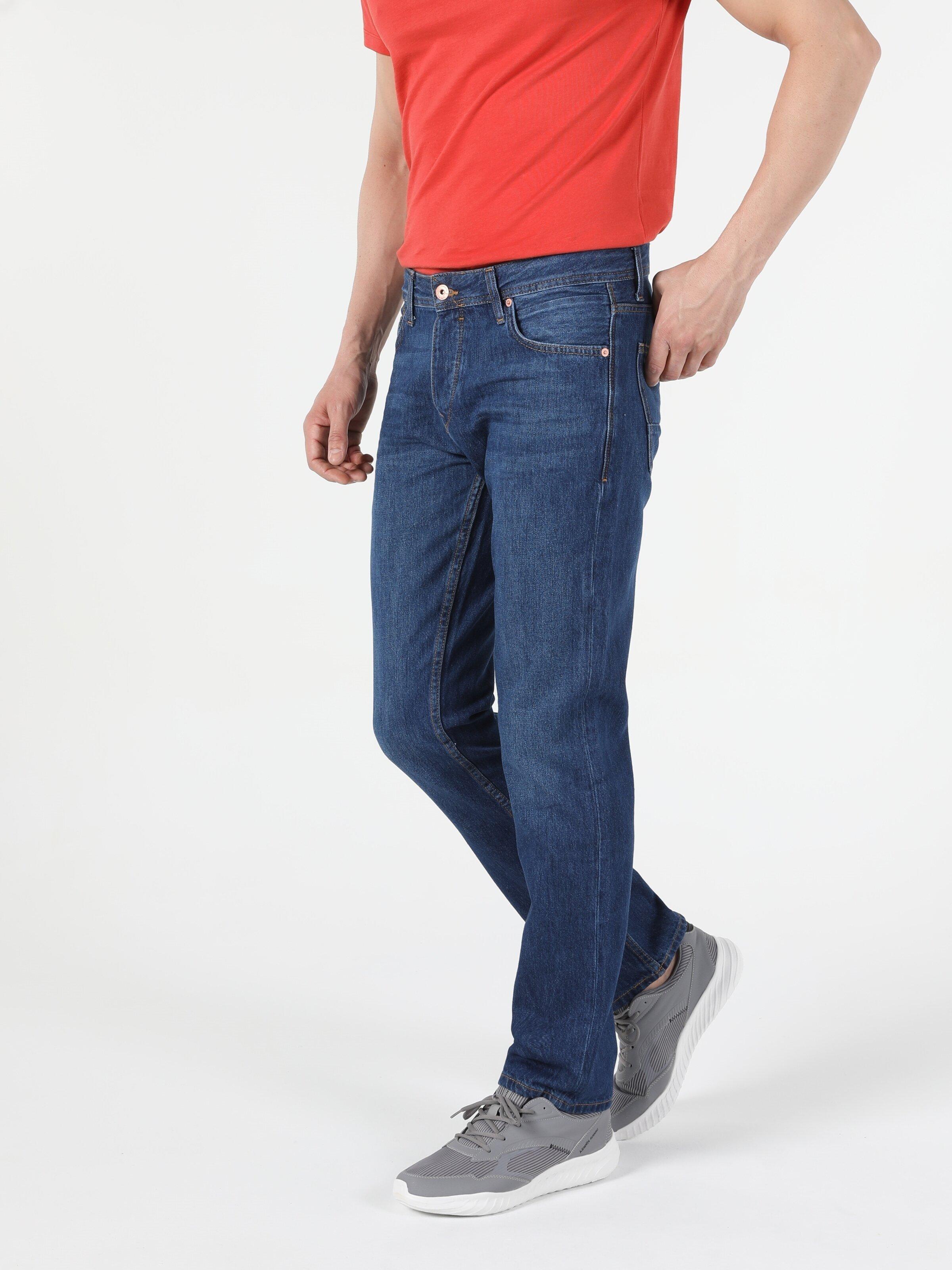 Показать информацию о Мужские прямые джинсы  045 DAVID regular fit CL1052899