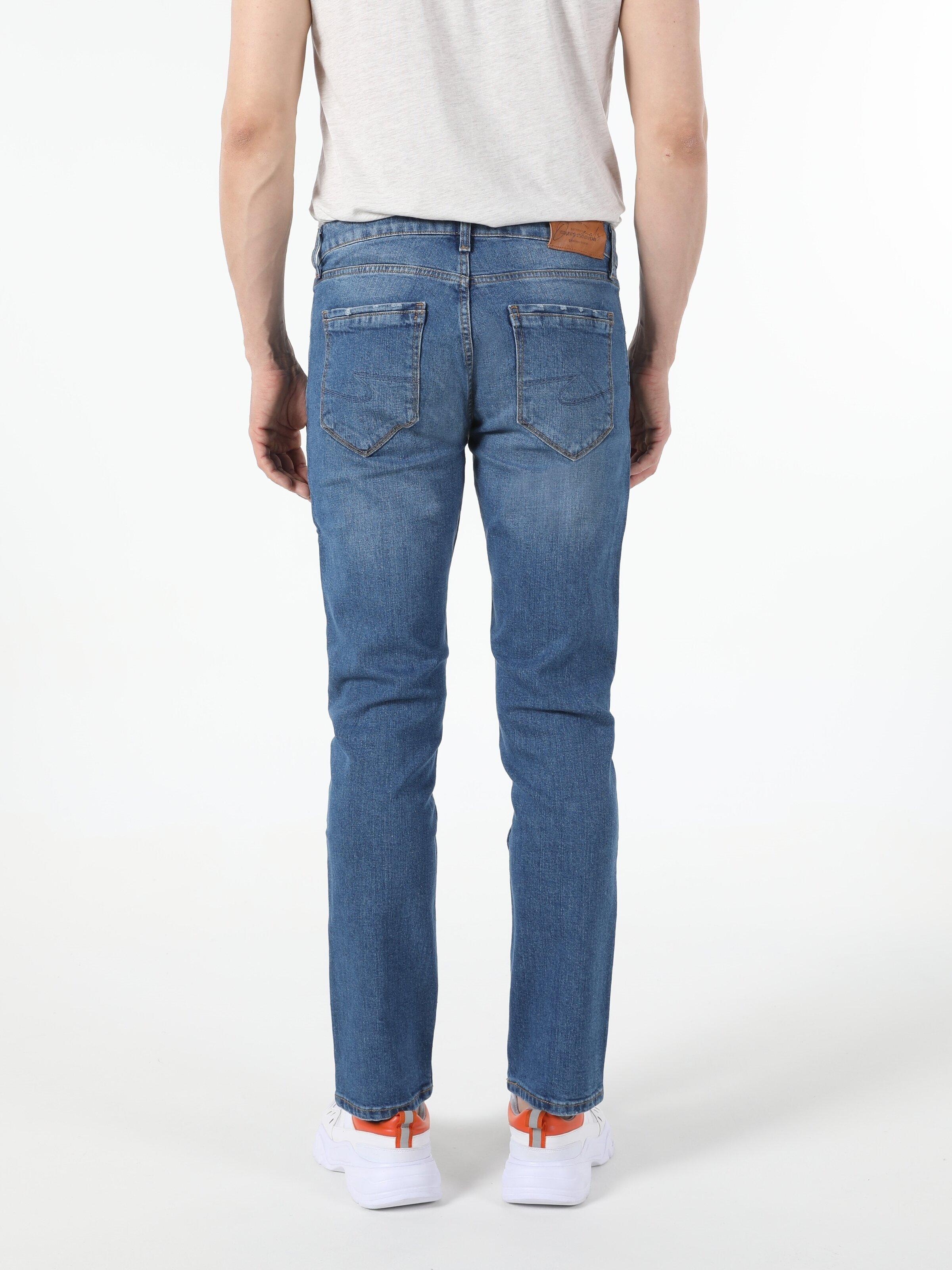 Показать информацию о Мужские прямые джинсы  044 KARL straight fit CL1054520