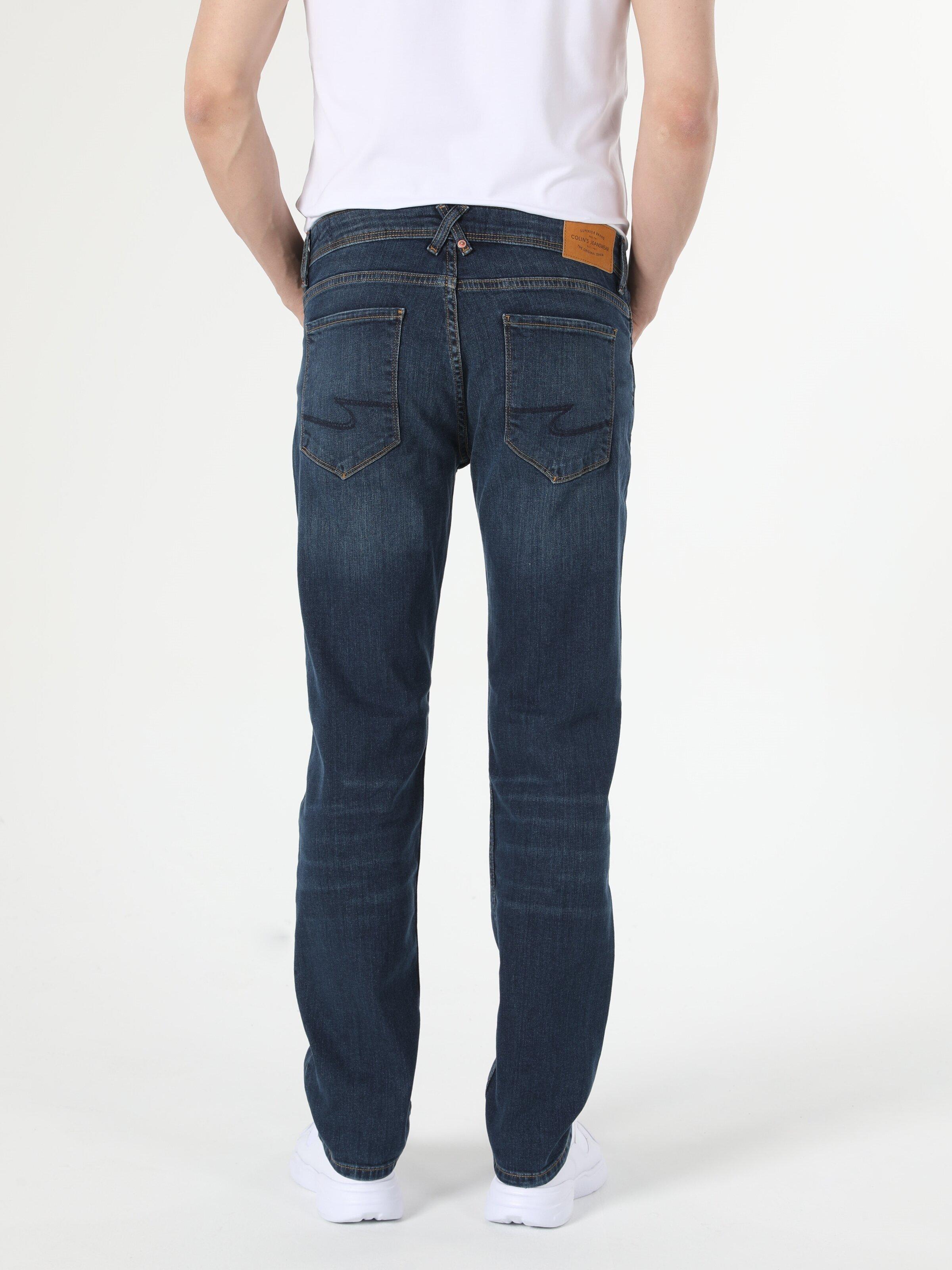 Показать информацию о Мужские прямые джинсы  045 DAVID regular fit CL1054526