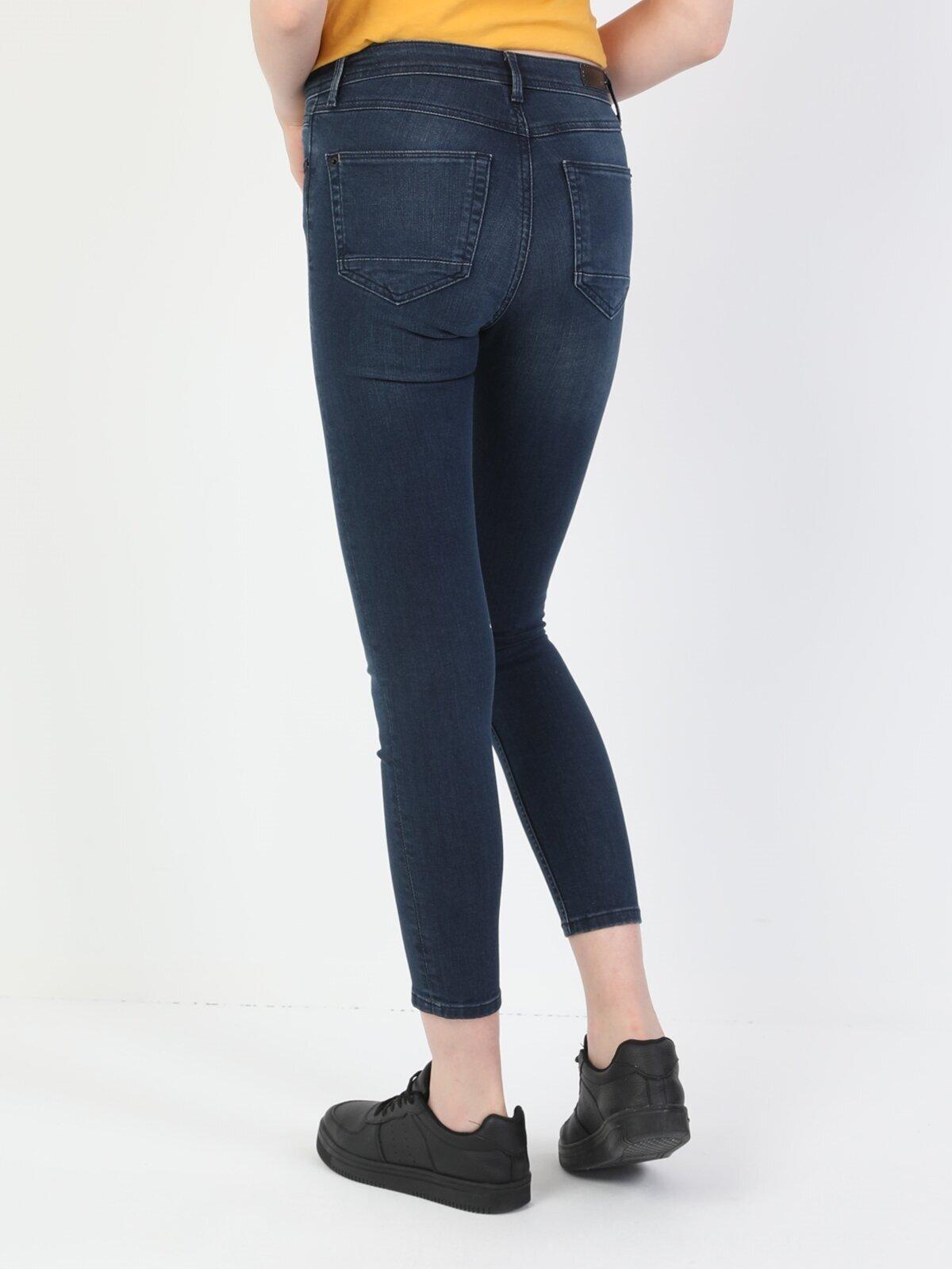 Показать информацию о Женские узкие джинсы  759 LARA super slim fit CL1048711