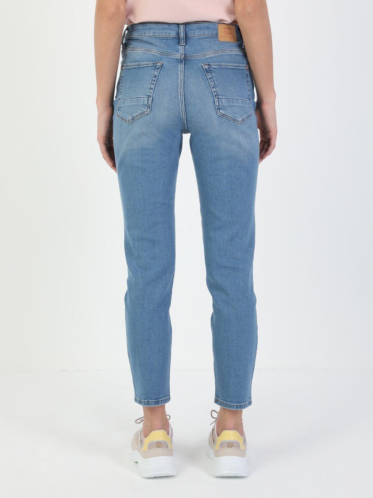Показать информацию о Женские джинсы  slim fit CL1050260
