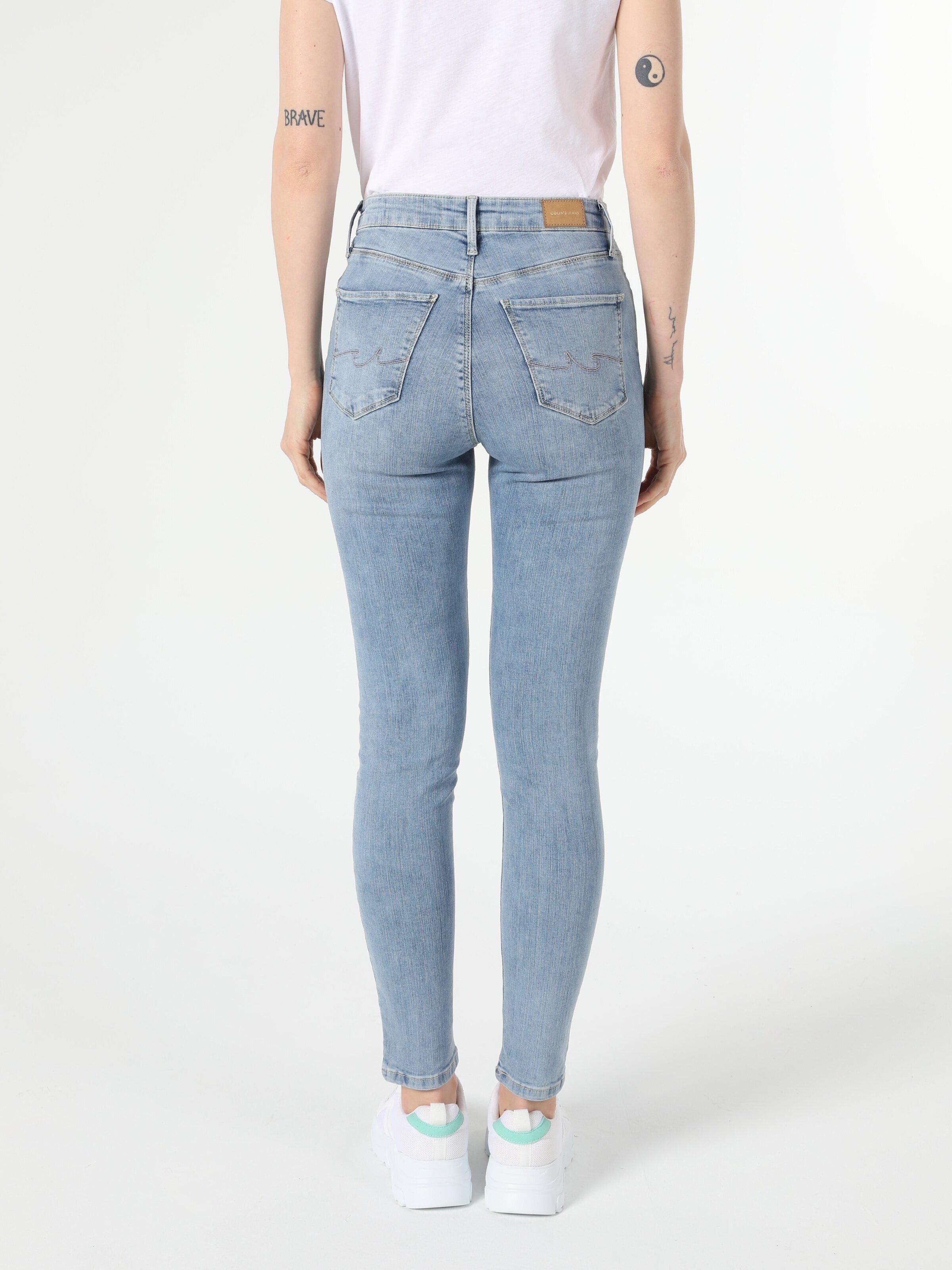 Показать информацию о Женские узкие джинсы  DIANA super slim fit CL1055518