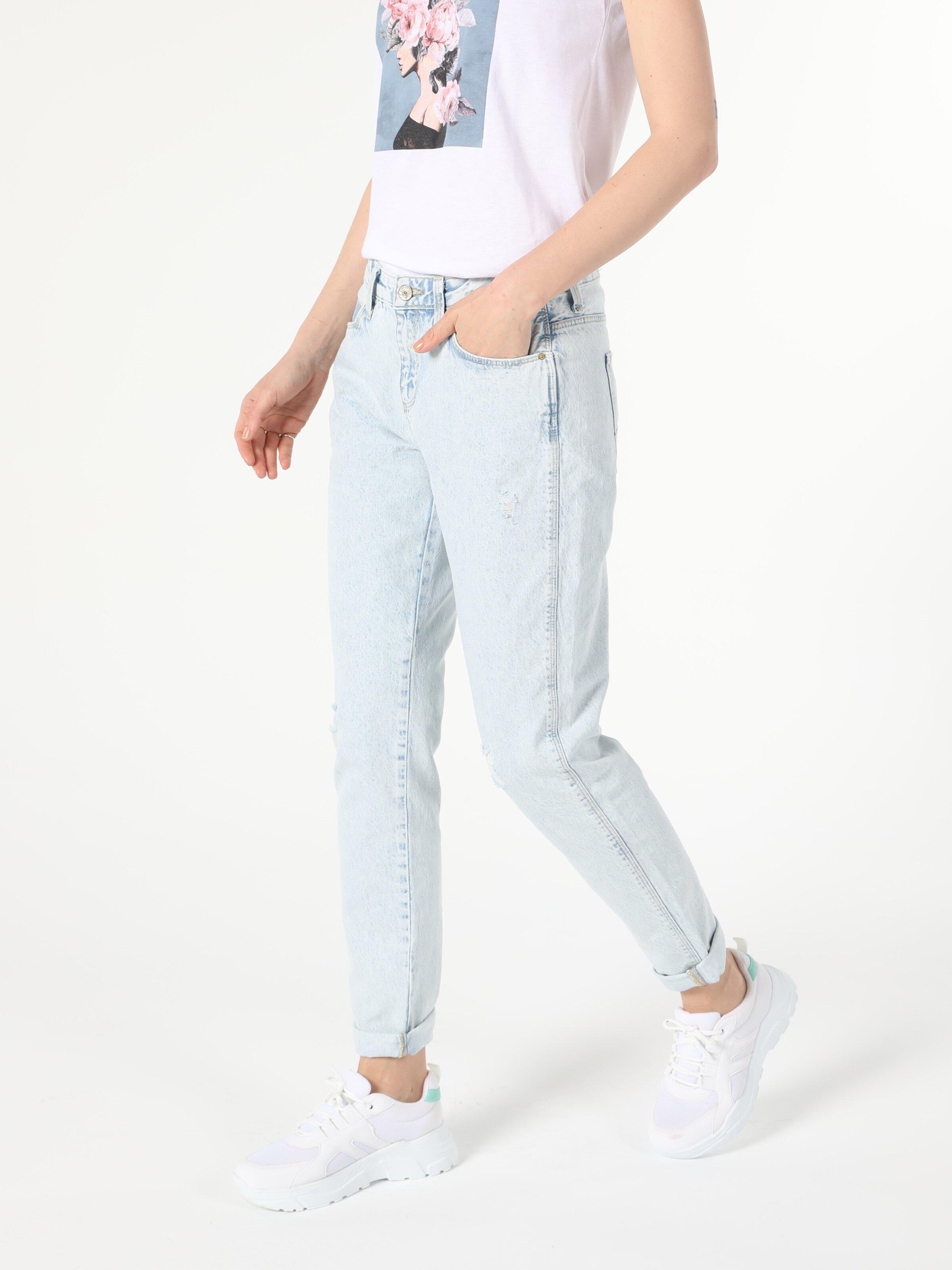 Показать информацию о Женские джинсы  893 JULIA boyfriend fit CL1055542