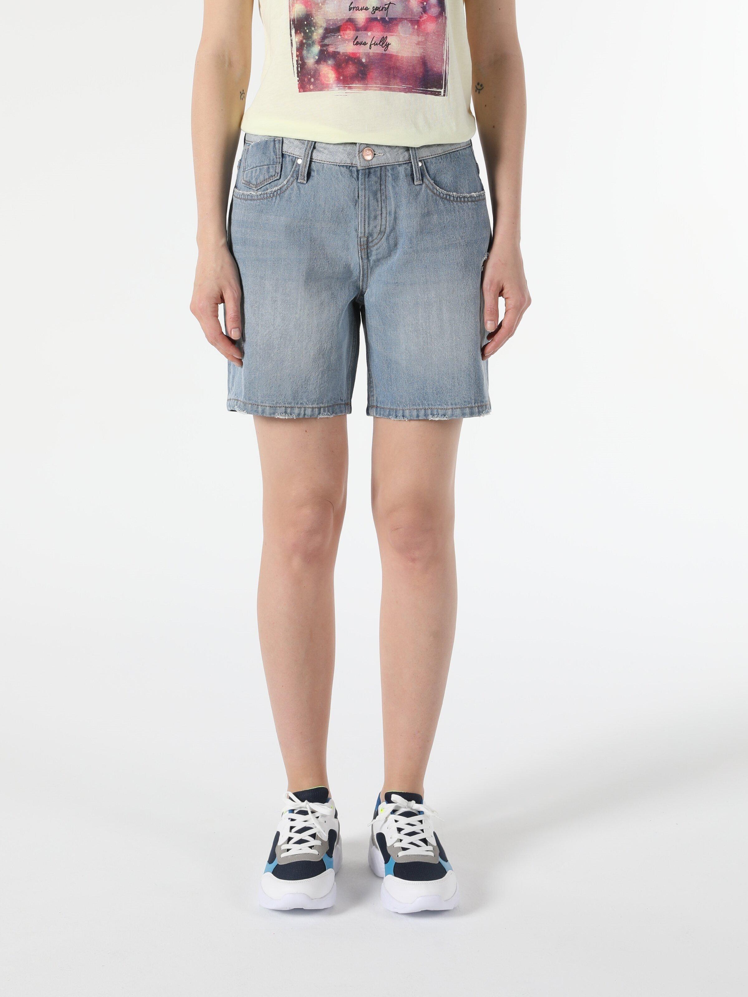 Показать информацию о Женские Укороченный шорты regular fit CL1054623