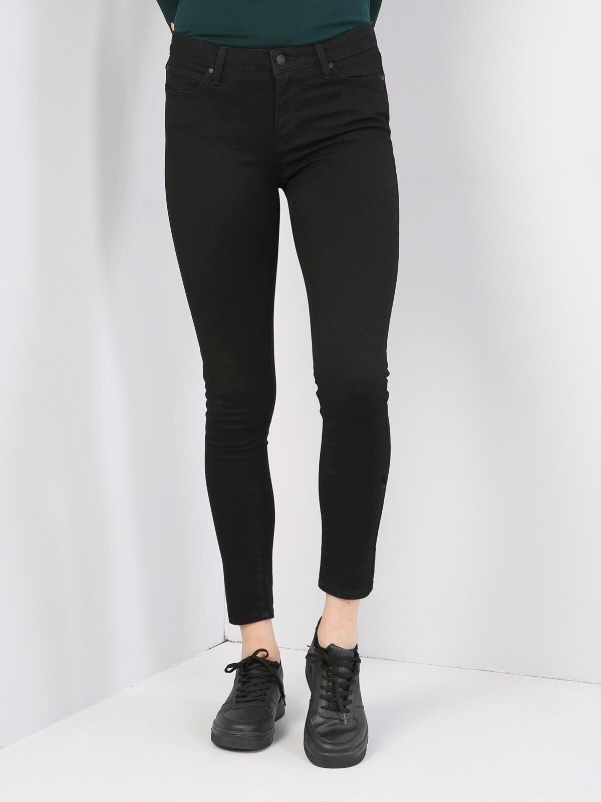 Показать информацию о Женские узкие джинсы со средней посадкой 759 LARA super slim fit CL1025327