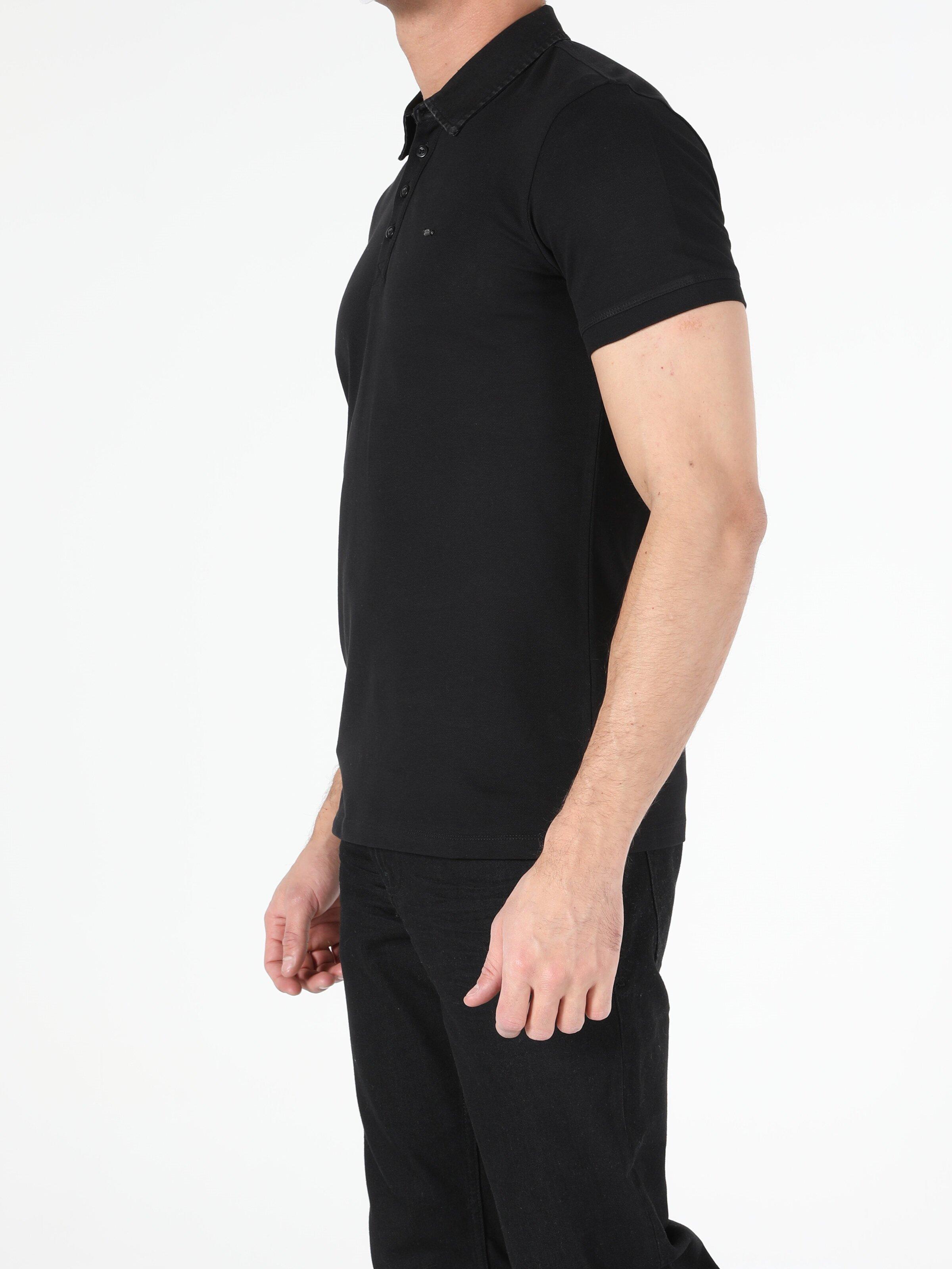 Показать информацию о Мужская футболка-поло slim fit CL1033370