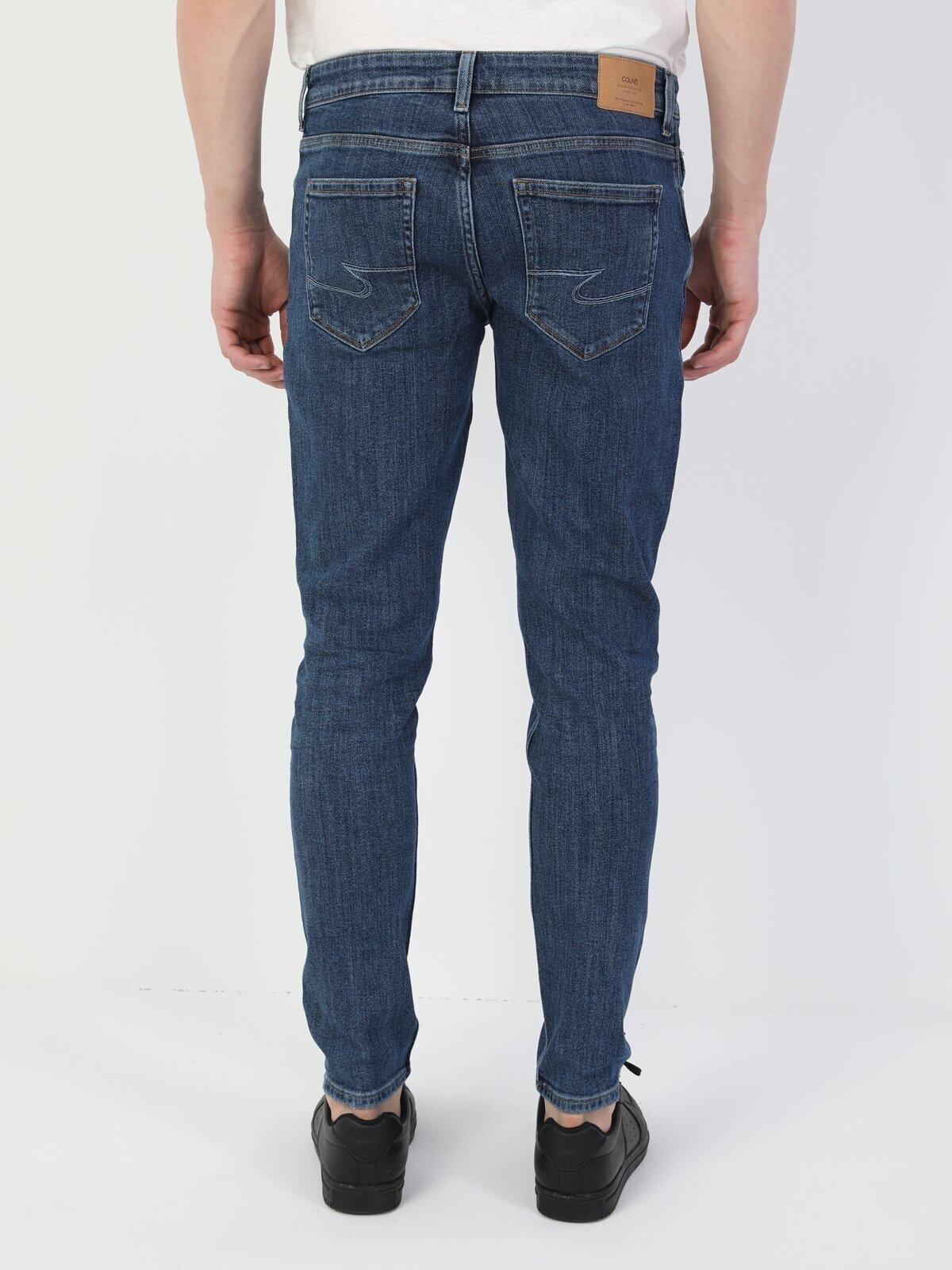 Показать информацию о Мужские узкие джинсы  041 DANNY slim fit CL1049563
