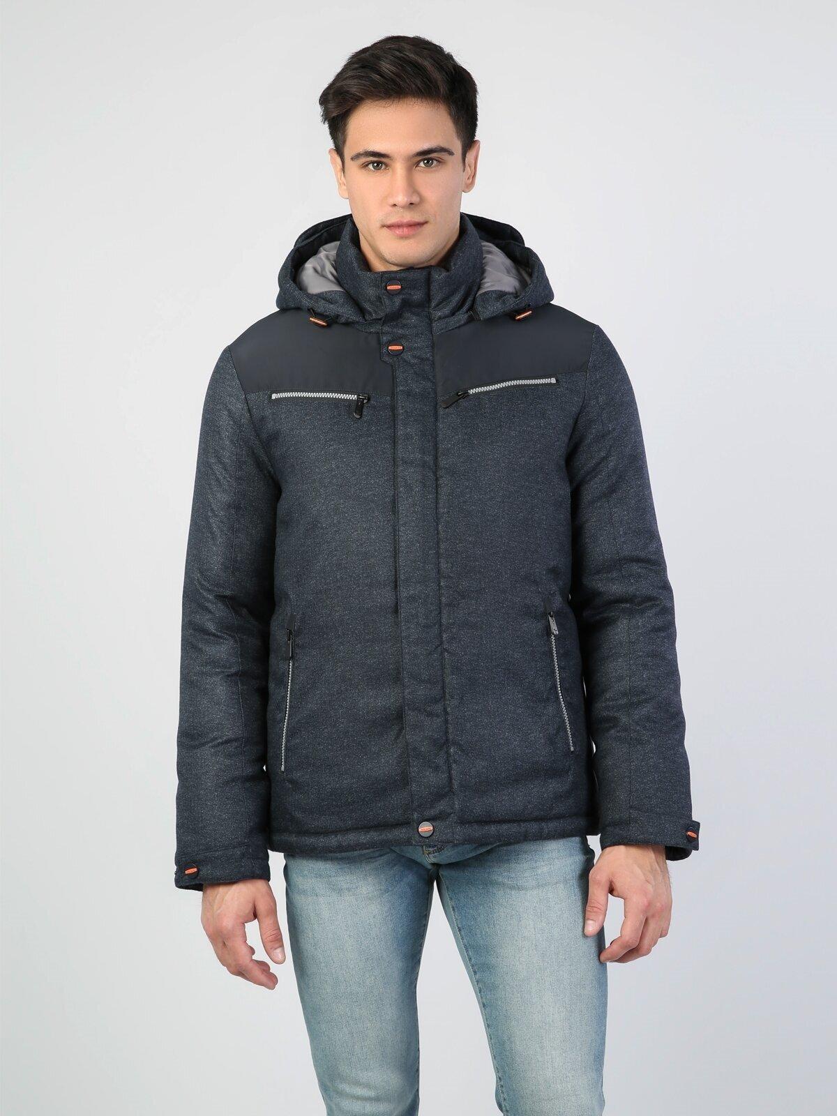 Показать информацию о Мужская куртка regular fit CL1044248