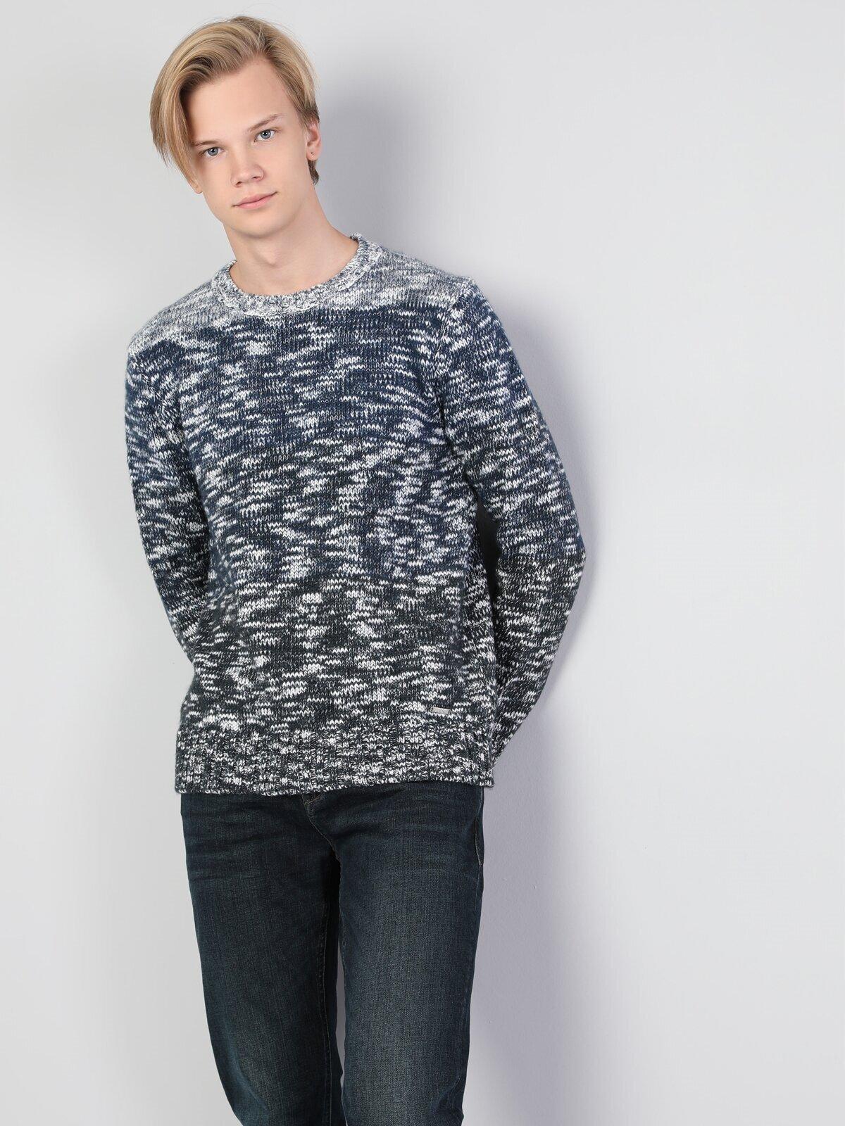 Показать информацию о Мужской свитер regular fit CL1045510