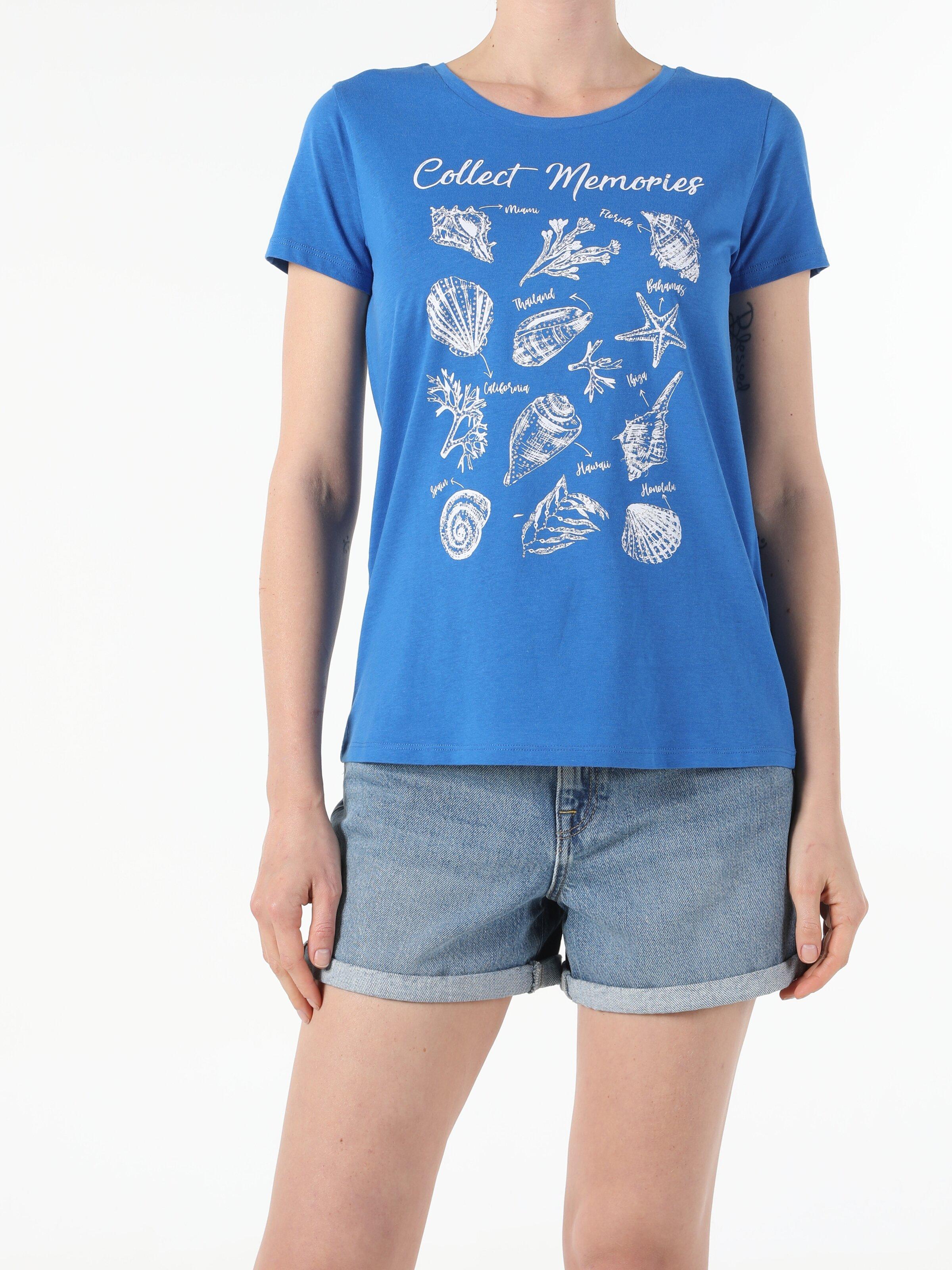 Показать информацию о Женская футболка с коротким рукавом regular fit CL1054400