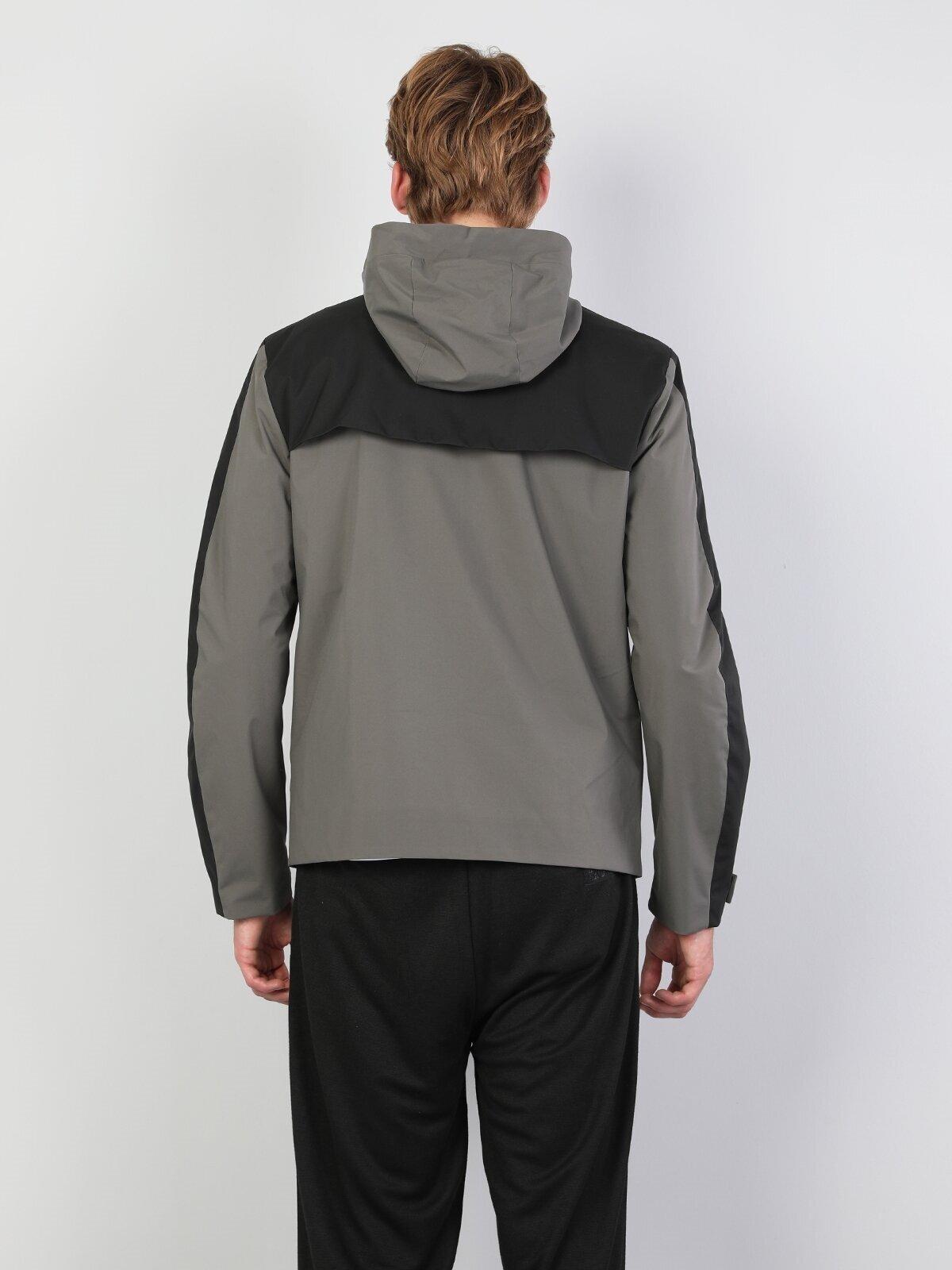 Показать информацию о Мужская куртка slim fit CL1046887