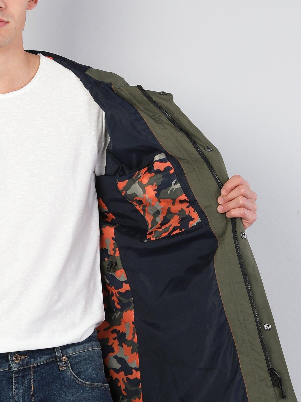Показать информацию о Мужская куртка regular fit CL1047270