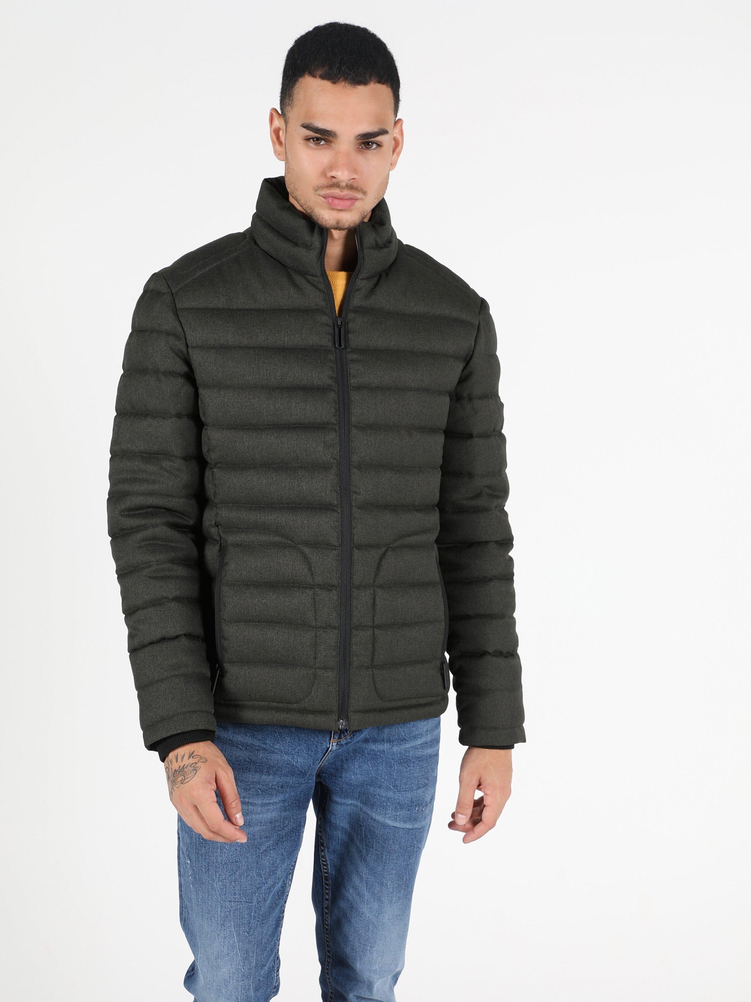 Показать информацию о Мужская куртка slim fit CL1045509