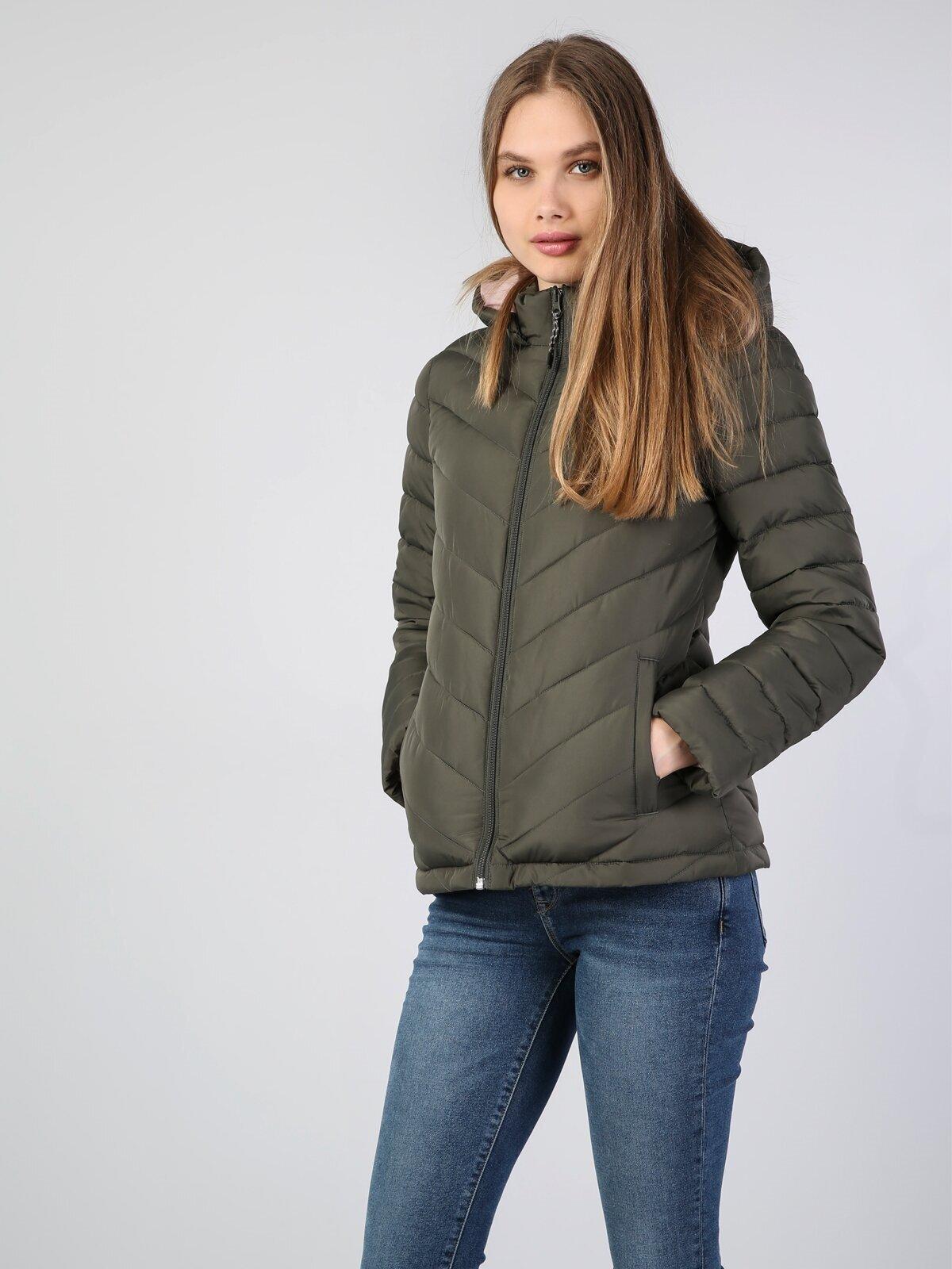 Показать информацию о Женская куртка slim fit CL1044922