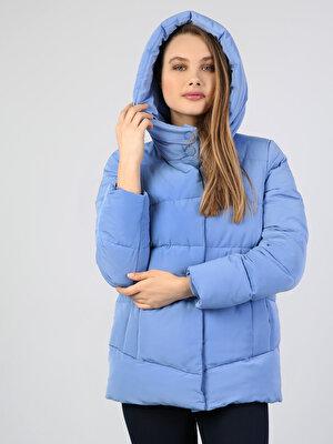 Изображение Голубой жен. Куртки