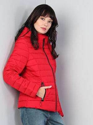 Изображение Красный жен. Куртки