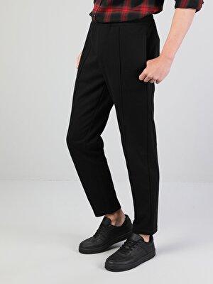 Изображение Черный муж. Спортивные брюки