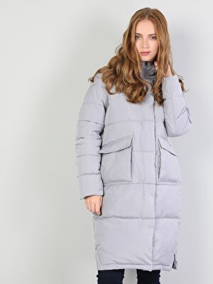 Изображение Пурпурный жен. Пальто