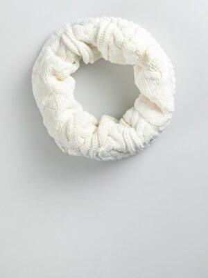 Изображение Бледно-желтый жен. Шарфы