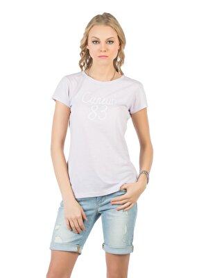 Изображение COLIN'S пурпурный жен. Футболки Короткий рукав