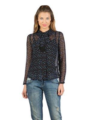 Изображение COLIN'S черный жен. Рубашки Длинний рукав