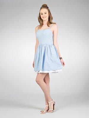 Изображение COLIN'S голубой жен. Платья