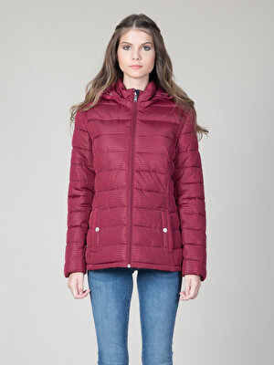 Изображение COLIN'S бордовый жен. Куртки