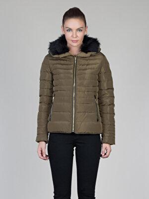 Изображение COLIN'S хаки жен. Куртки