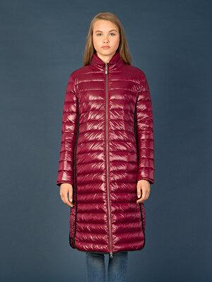 Изображение COLIN'S бордовый жен. Пальто