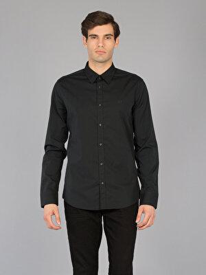 Изображение COLIN'S черный муж. Рубашки Длинний рукав