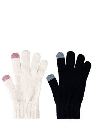 Изображение COLIN'S Синий жен. Перчатки