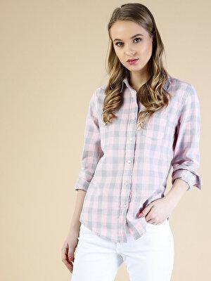 Изображение COLIN'S Розовый жен. Рубашки Длинний рукав