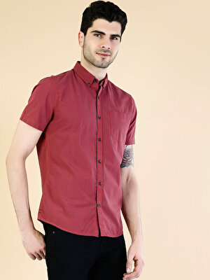 Изображение Красный муж. Рубашки Короткий рукав