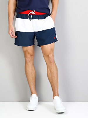 Изображение Синий муж. Пляжные шорты