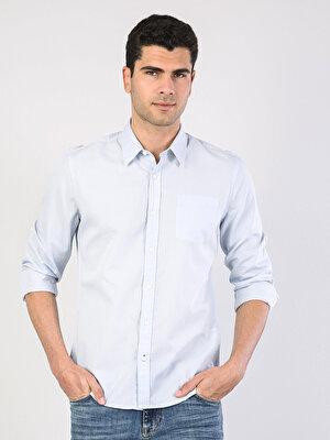 Изображение Голубой муж. Рубашки Длинний рукав