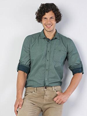 Изображение Зеленый муж. Рубашки Длинний рукав