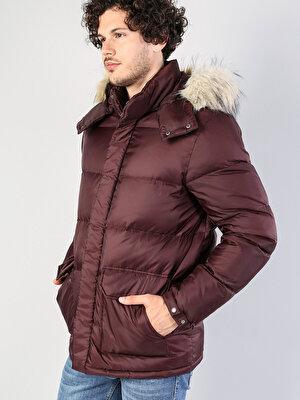 Изображение Бордовый муж. Куртки