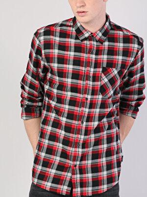 Изображение Красный муж. Рубашки Длинний рукав