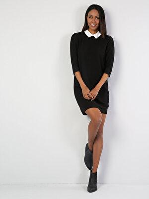 Изображение Черный жен. Платья